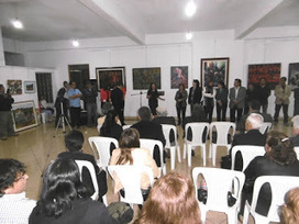 PERU - New Qhapaq Ñan Art Gallery opens in Lima with 39 painters and sculptors. | Health - Mining Contamination | Scoop.it