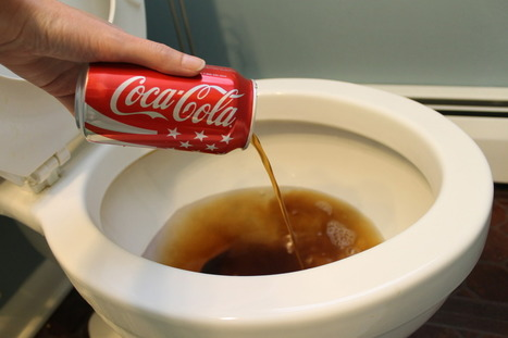 20 Practical Uses for Coca Cola… Proof That Coke Does Not Belong In the Human Body   Geography fun   Scoop.it