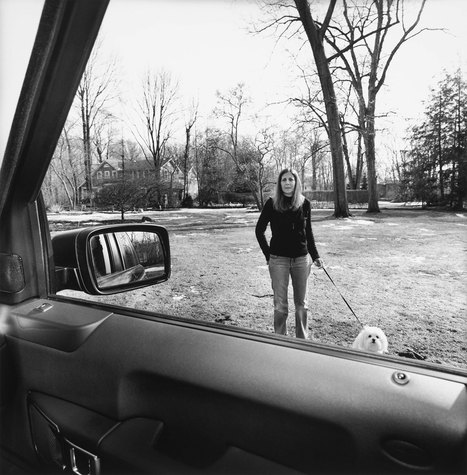 Lee Friedlander - America by Car | Vers les hauteurs | Scoop.it