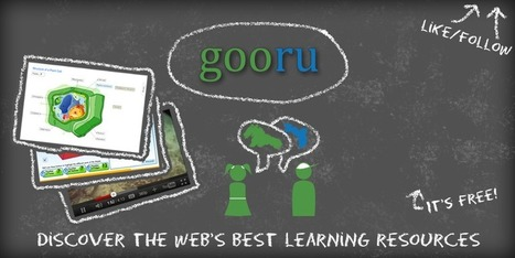 Gooru | WEBOLUTION! | Scoop.it