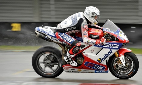 Althea Racing Press Release | Saturday Superpole Results | Assen World Superbike | Ductalk Ducati News | Scoop.it