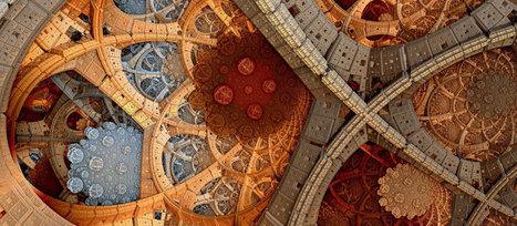 Escher meets Mendelbrot: 3D Fractals! | Marc's private collection | Scoop.it