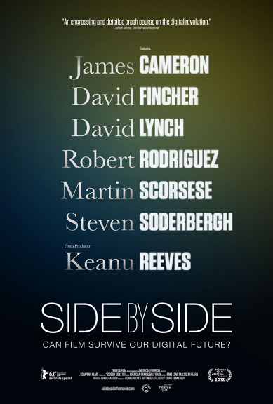 'SIDE BY SIDE': Un documental sobre la cinematografía analógica producido por Keanu Reeves | Comunicación ES | Scoop.it