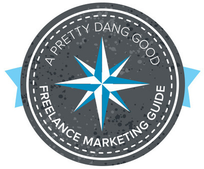 A Pretty Dang Good Guide to Marketing for Freelancers | FREE eBook - Blue Soda Promo Blog | Year of the Startup | Scoop.it