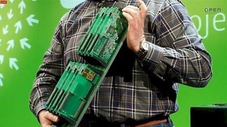 Facebook Saved Over A Billion Dollars By Building Open Sourced Servers | TechCrunch | Digital surroundings | Scoop.it