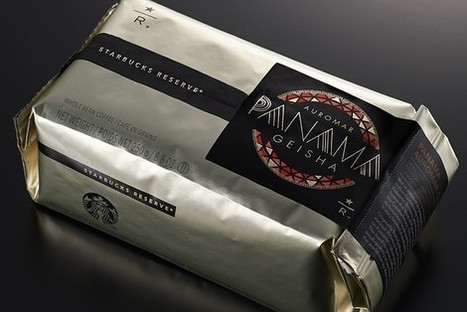 Wake Up and Smell the Pricetag: Starbucks Sells $18 Cup of Coffee   Coffee News   Scoop.it