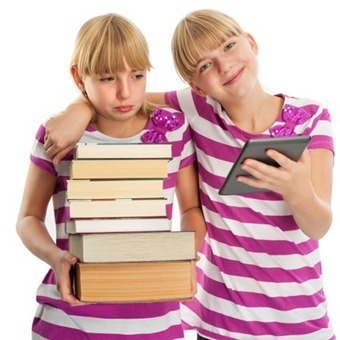 Why Our After-School Book Club Can't Wait to Get Its New E-Readers | Next Gen Librarianship | Scoop.it