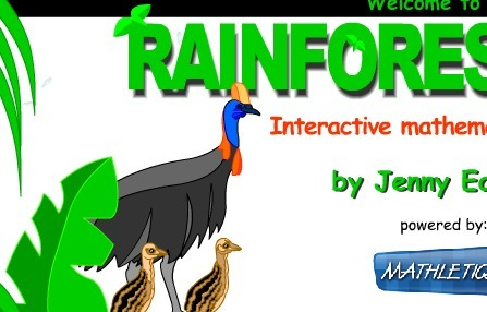 Rainforest maths | Learning Enhancement | Scoop.it