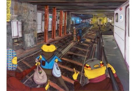 The Institute of Contemporary Art/Boston announces major public murals by Brazilian artists Os Gemeos   Kiosque du monde : Amériques   Scoop.it