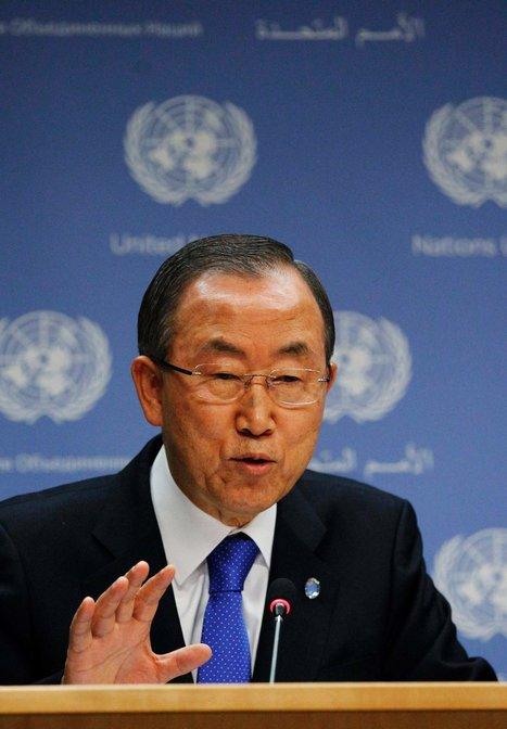 U.N. Leader Admits Failure to Halt Syrian Atrocities   peacekeeping and peacebuilding   Scoop.it