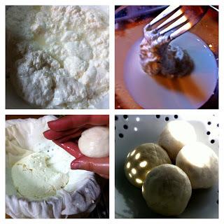 Making Mozzarella | The greatness of Italian Food | Scoop.it