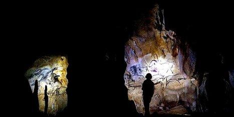 Réalisée en Dordogne, la réplique de la grotte Chauvet ouvrira en avril 2015 | Merveilles - Marvels | Scoop.it