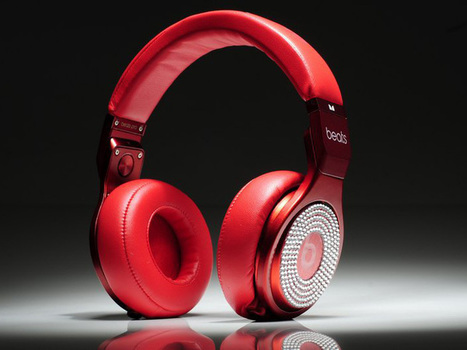 Eye-catching Monster Beats By Dr. Dre Pro White Diamond High Performance Red_hellobeatsdreseller.com | White Diamond Beats By Dre_hellobeatsdreseller.com | Scoop.it