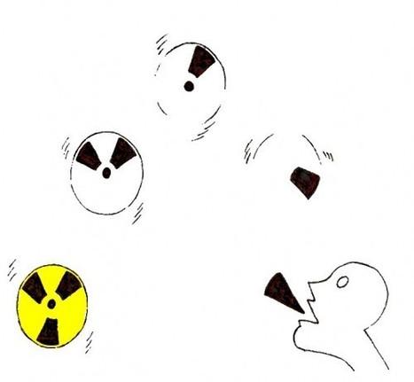 Souvenir de Fukushima (dessin Mercenier) | reservoirblog - Le NouvelObs | Japon : séisme, tsunami & conséquences | Scoop.it