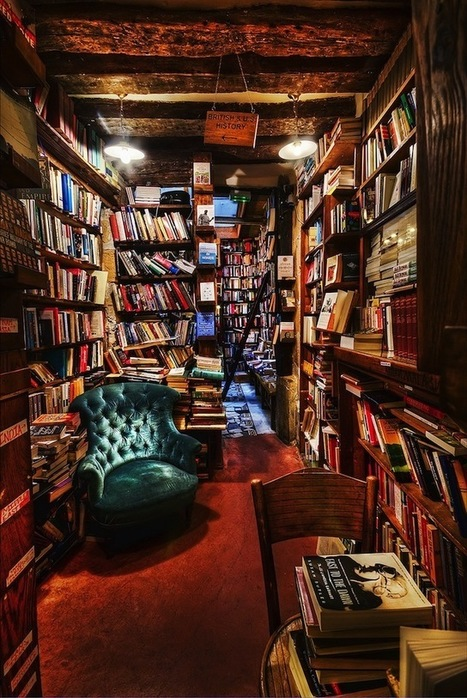 20 Most Magnificent Places To Read Books | AdLit | Scoop.it
