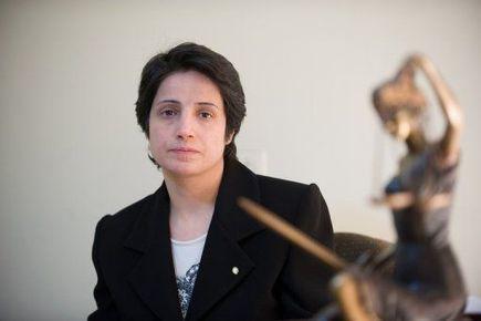 Iran : libération d'une avocate militante des droits de l'homme - Libération | Droits de l'Homme et Compagnie | Scoop.it