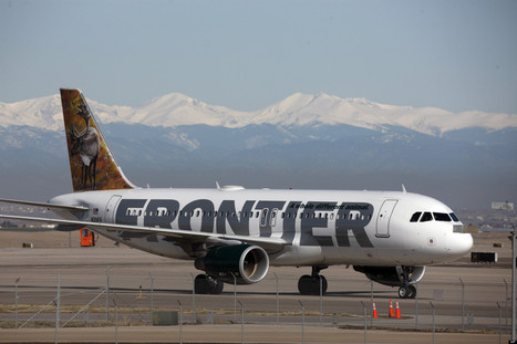 Frontier Carry-On Fee: Airline Plans To Charge Up To $100 For Luggage In ... - Huffington Post | Travel | Scoop.it