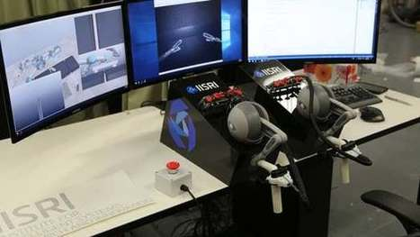 Robotic surgery tech provides users with a sense of touch | Longevity | Scoop.it