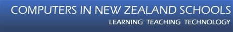 First issue of Computers in New Zealand Schools for 2012 « Virtual ... | Hej Teacher - Leave your comfort zone - ICT in the classroom | Scoop.it