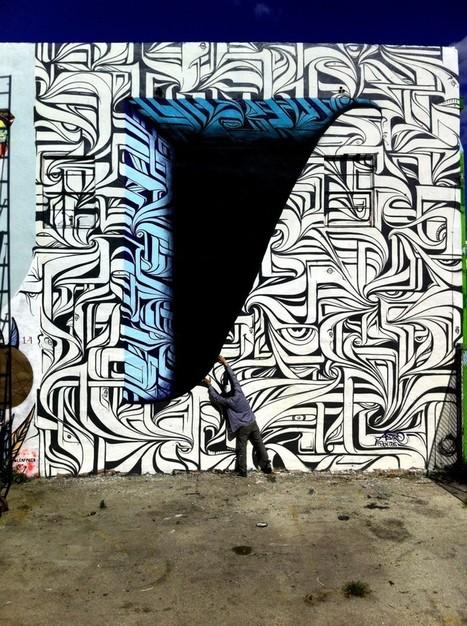 Astro murals | | PEDRO LUQUE | Scoop.it