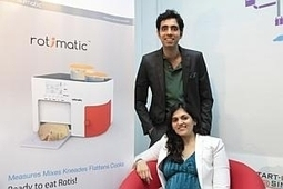Chappati maker rolls out the dough - THE BUSINESS TIMES (subscription) | Blobbits Moldable Meltable Creature | Scoop.it
