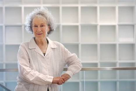 Author Margaret Atwood's Secret Vice: the Comics | Brain Candy | Scoop.it