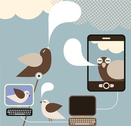 Rakenna oma henkilökohtainen oppimisverkosto (PLN). Alustana Twitter. | Opeskuuppi | Scoop.it