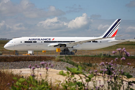 Air France brings forward delivery of first B787-9 | La divination par telephone se reveler franchement survol | Scoop.it