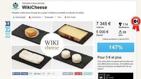 Wikicheese: 200 fromages se font tirer le portrait sur la toile - Francetv info | Offrez-vous la meilleure image [entreprises & particuliers] | Scoop.it