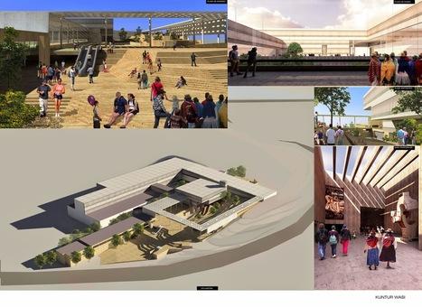BITÁCORA Arquitectura PERUANA: Mención Honrosa. Ronald Moreyra Vizcarra. Concurso de Ideas de Arquitectura para el Museo Nacional del Perú. | The Architecture of the City | Scoop.it