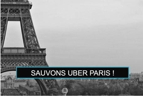 Le coup de gueule d'Uber   Présent & Futur, Social, Geek et Numérique   Scoop.it