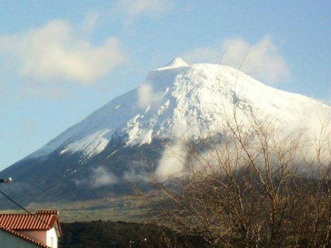 Açores: neve nas ilhas do Pico e Faial - TVI24 | Azores | Scoop.it