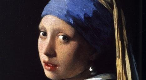 Vermeer s'est-il aidé d'une chambre noire pour peindre? | Slate | photographie | Scoop.it