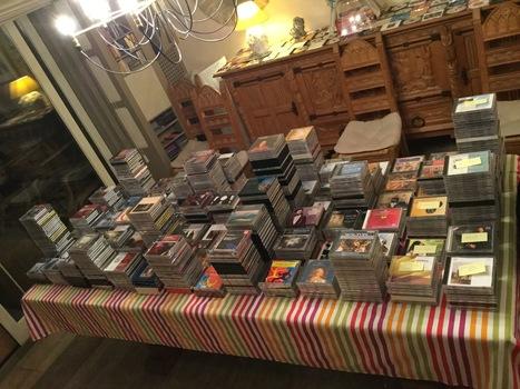 Grote CD-collectie klassieke muziek te koop (ook per stuk) | AudioPerfect Muziek- & Hifi-nieuws | Scoop.it