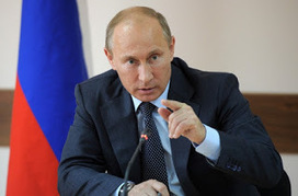"""Putin: """"We cannot give up Donbass to be eaten by Ukrainian nationalists"""" 