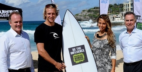 Surfing Australia Signs Up To Help Tackle Youth Binge Drinking | Ollie's PDHPE Scoop.it | Scoop.it