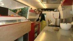 """""""Côté marmite"""", un food truck où l'on cuisine et vend du bio à Vienne (Isère) - France 3 Alpes   Les Food Trucks   Scoop.it"""