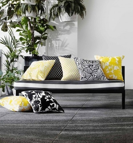 rapee florence broadhurst home collection | Designer Cushions | Scoop.it