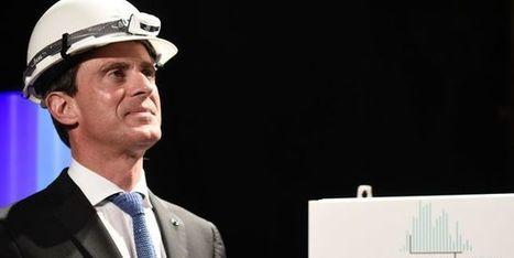 Manuel Valls inaugure le tunnelier chargé de percer le premier tube de la liaison Lyon-Turin | Veille presse Lyon-Turin ferroviaire | Scoop.it