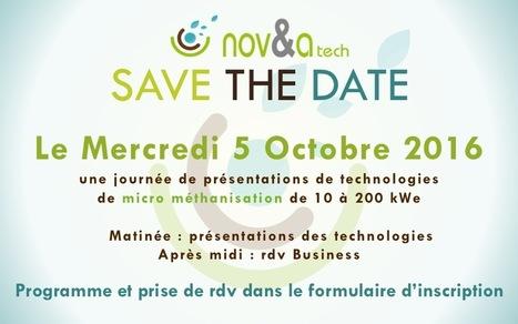 Le Marathon de la Micro Méthanisation   Biométhanisation   Scoop.it