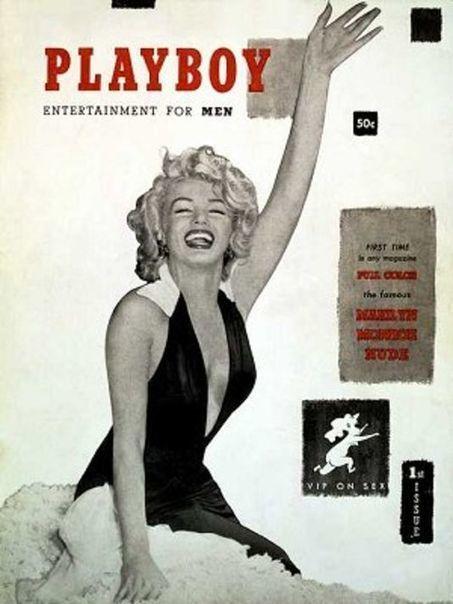 La «faute» à Internet: plus de femmes nues dans Playboy @OClairouin | 694028 | Scoop.it