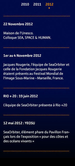 Concours de Parrainage - SeaOrbiter | SeaOrbiter | Scoop.it