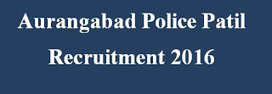 Police Patil Aurangabad Recruitment 2016 Height, Running Race | general information | Scoop.it