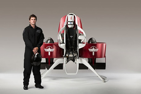 P12 Jetpack Will Be Available To Buy In two years for $200k | Gadgets I lust for | Scoop.it