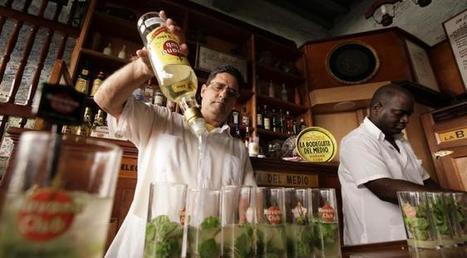 La folie Mojito : les raisons pour lesquelles il est autant à la mode | Gastronomie | Scoop.it