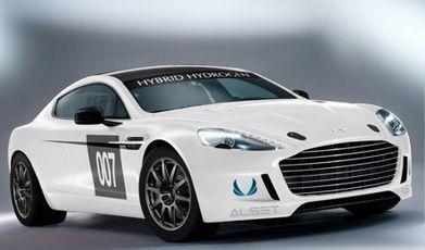 Aston Martin passe à l'hybride | zegreenweb | High tech & Design | Scoop.it