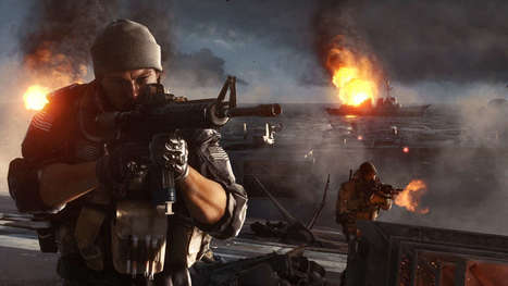 Battlefield 4 PC hit with DDoS attack, PS4 crash fix on the way - GameSpot | Games For PC | Scoop.it