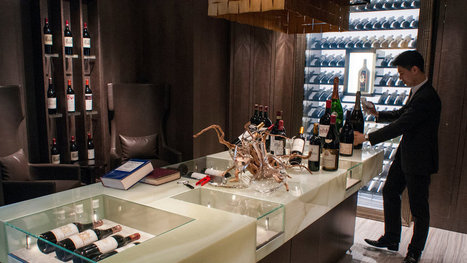 Affluent Wine Buyers in Asia Find Their Confidence | My curation | Scoop.it