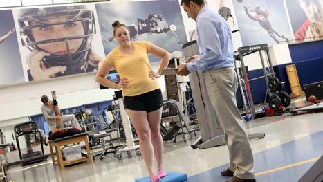 Nemours targets sports brain injuries - The News Journal | TBI | Scoop.it