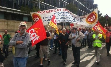 A Bordeaux, plus de 5 000 personnes manifestent à l'appel ... - Aqui.fr | Actualité en Aquitaine, www.aqui.fr, aqui | Scoop.it